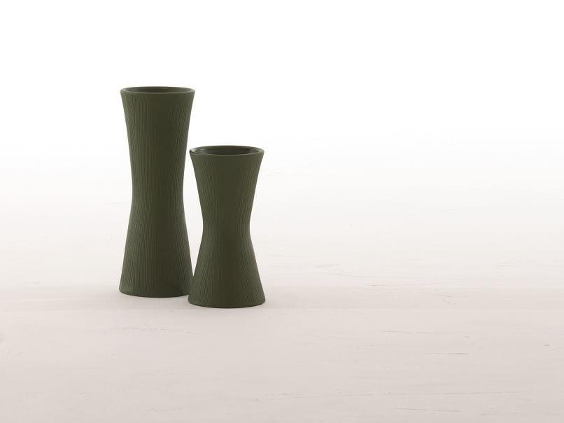 Ceramic vase ADAMO ED EVA by Tonin Casa