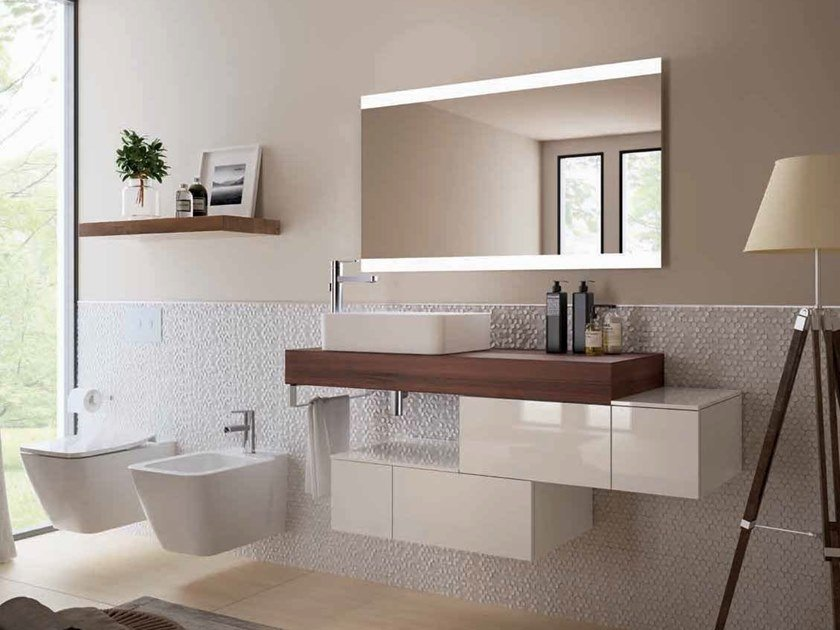 Accessori Bagno Ideal Standard.Adapto Mobile Lavabo Collezione Adapto By Ideal Standard