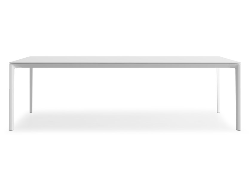 Tavolo da riunione rettangolare in HPL ADD T | Tavolo da riunione rettangolare by Lapalma
