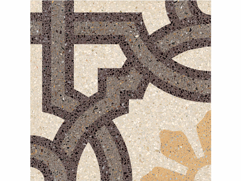 Marble grit wall/floor tiles ADELIA by Mipa