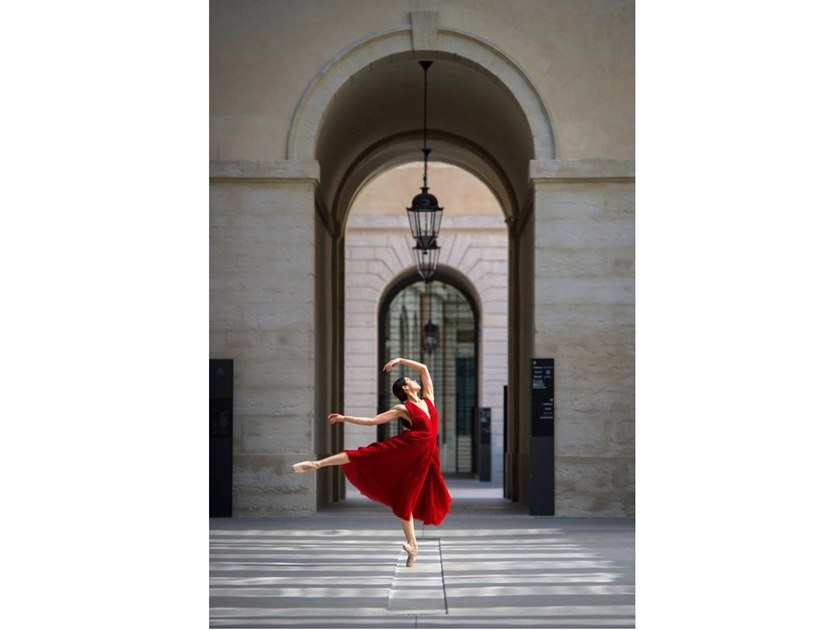 Stampa fotografica ADELINE FOR DANCE IN LYON by Artphotolimited