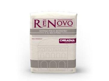 Thermal insulating plaster ADIGE by CHIRAEMA
