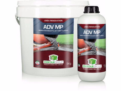 Chemical barrier anti-humidity system ADV-MP by Essedue Group
