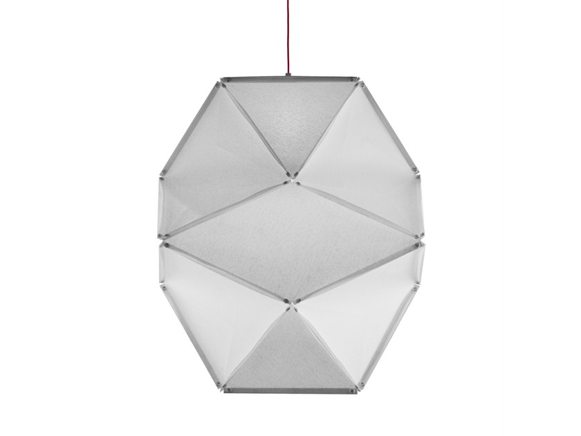 LED pendant lamp AGATE | Pendant lamp by OCTAVIO AMADO