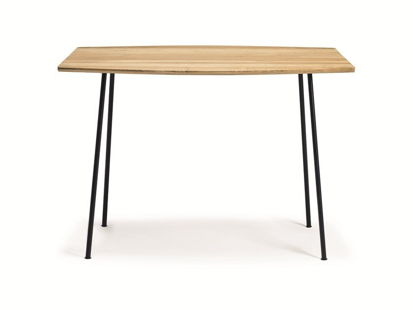 Square teak garden table AGAVE | Square table by Ethimo