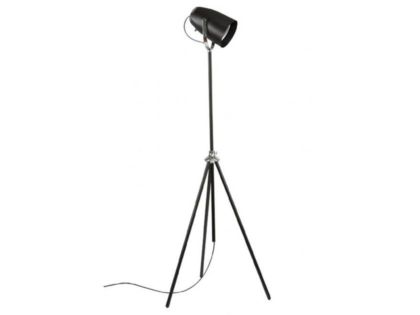 LED metal floor lamp AGENT 1 by SOFTREND