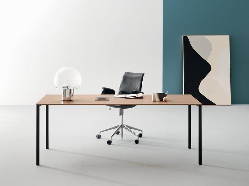 Rectangular office desk AGILE | Rectangular office desk by Martex