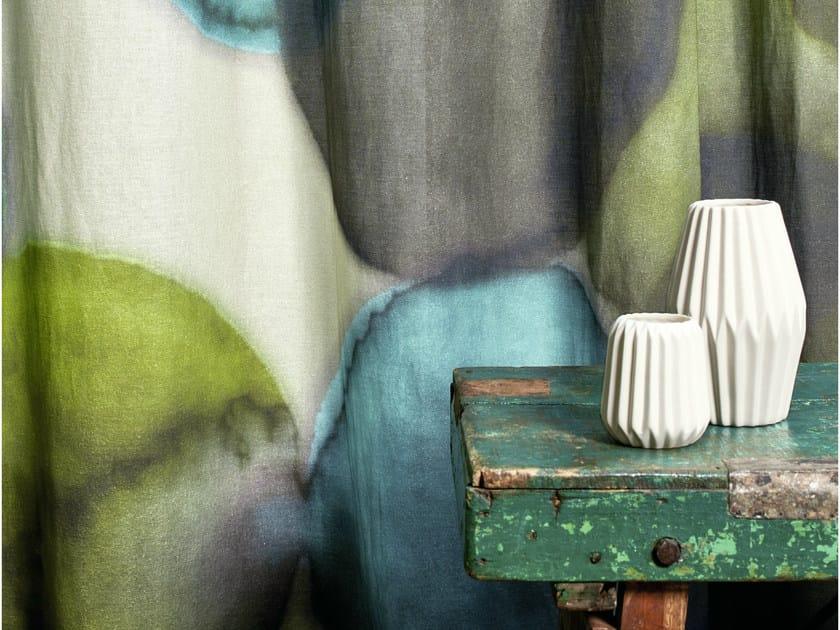Fire retardant sheer fabric AGLAE by Élitis