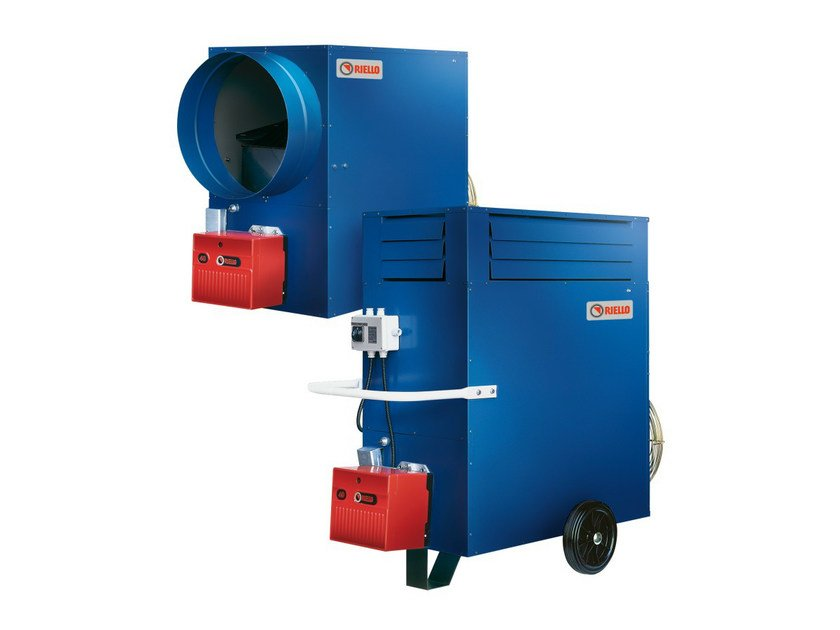 Heating unit and burner AGRI PLUS by RIELLO
