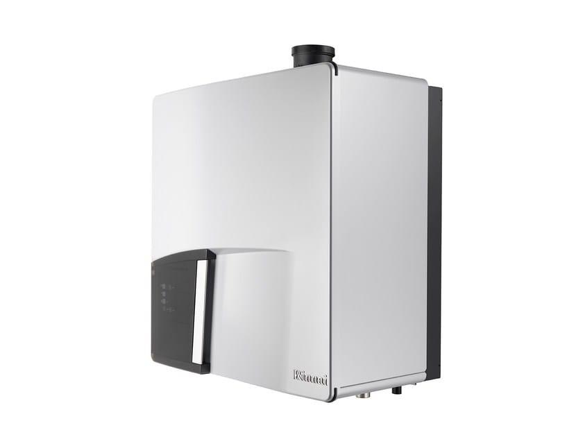 Heating unit and burner aiQ60 by Rinnai Italia
