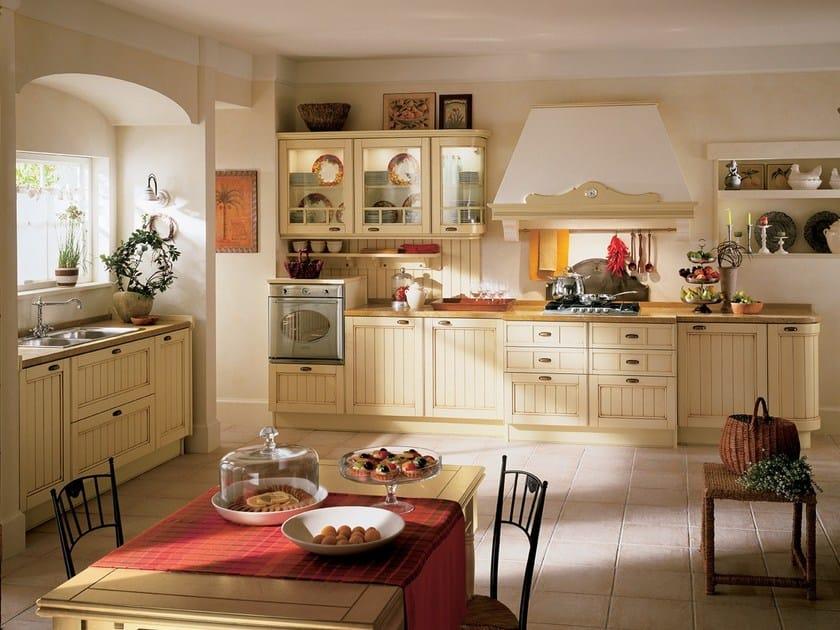AIDA | Linear kitchen By Febal Casa