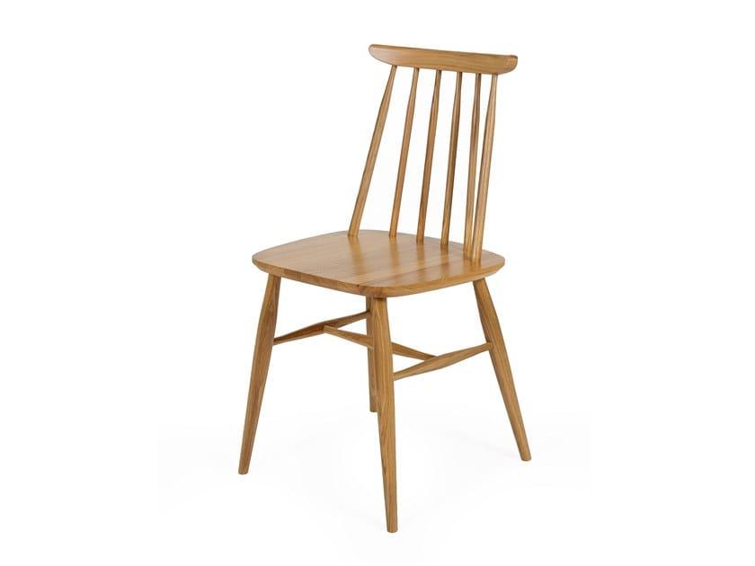 Oak chair AINO by Woodman