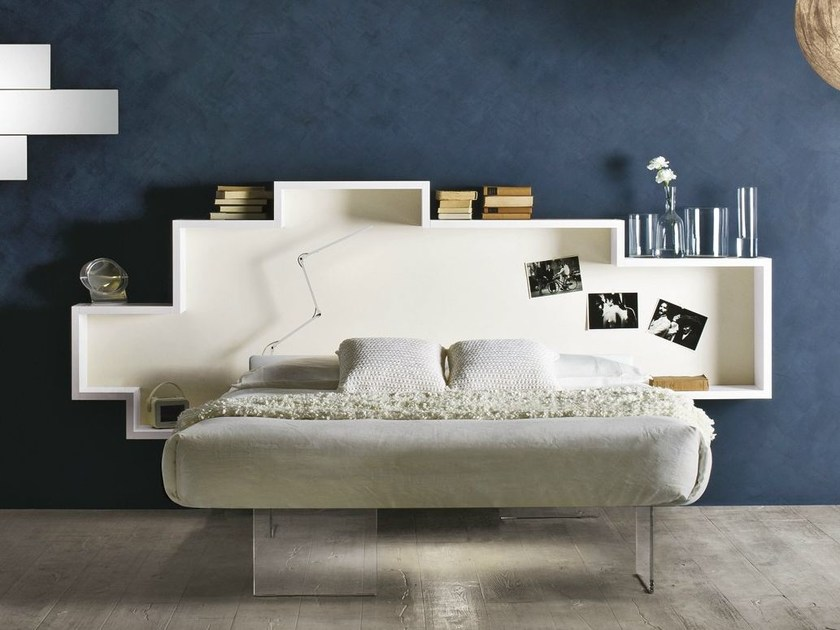 AIR | Double bed Air Collection By Lago design Daniele Lago