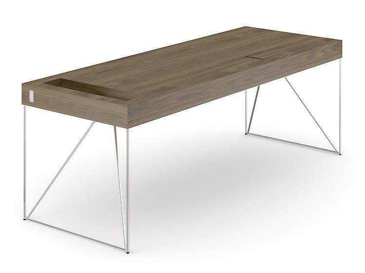 Sectional executive desk AIR | Executive desk by NARBUTAS