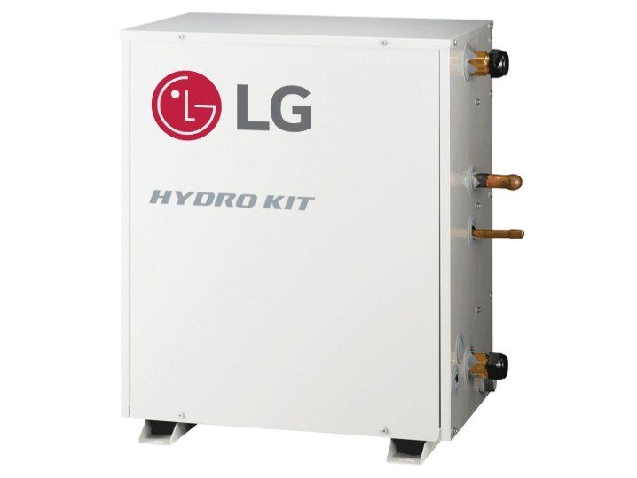 Air to water Heat pump HYDRO KIT | Heat pump by LG Electronics