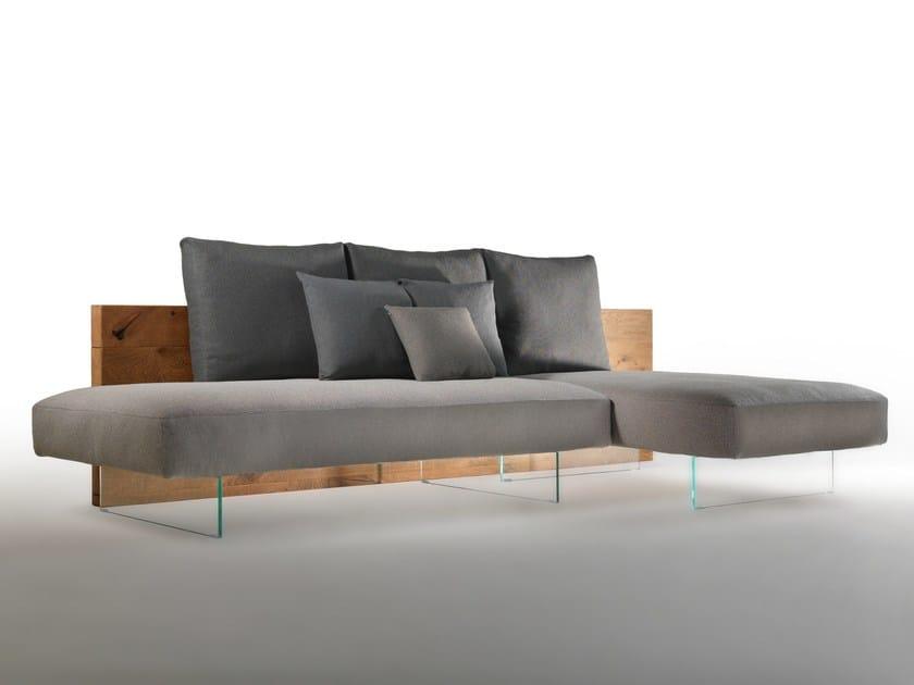 Air wildwood sofa air collection by lago design daniele lago - Divani lago opinioni ...