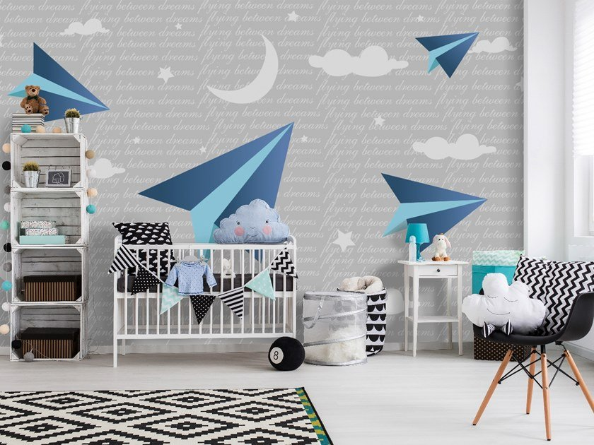 Wallpaper AIRPLANES by Wall LCA