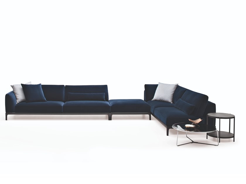 Sectional sofa AKITA | Sectional sofa by Busnelli