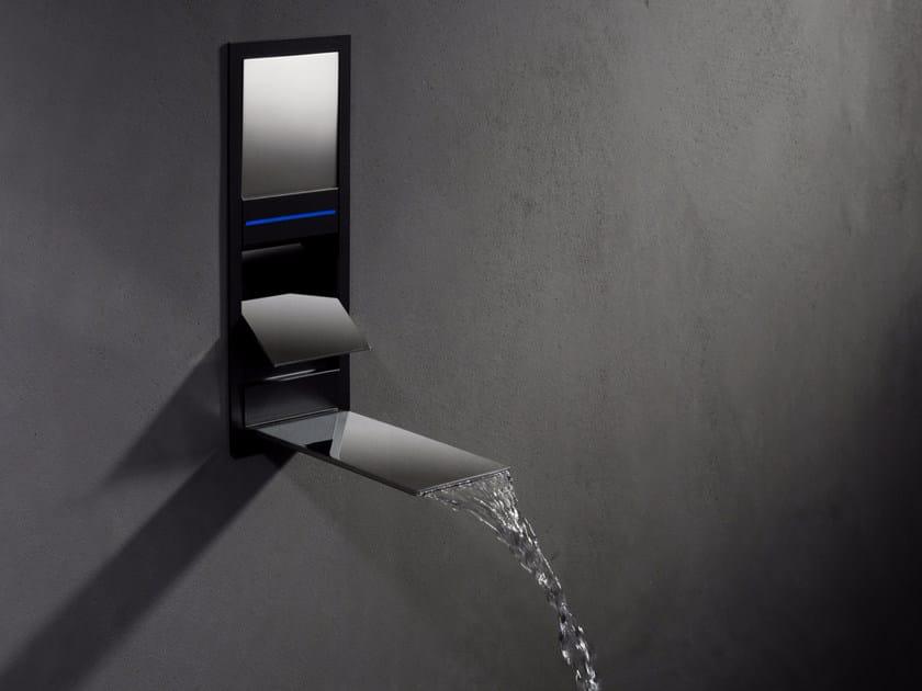 Rubinetto ad incasso filo-muro AQUALITE | Rubinetto per doccia in stile moderno by newform