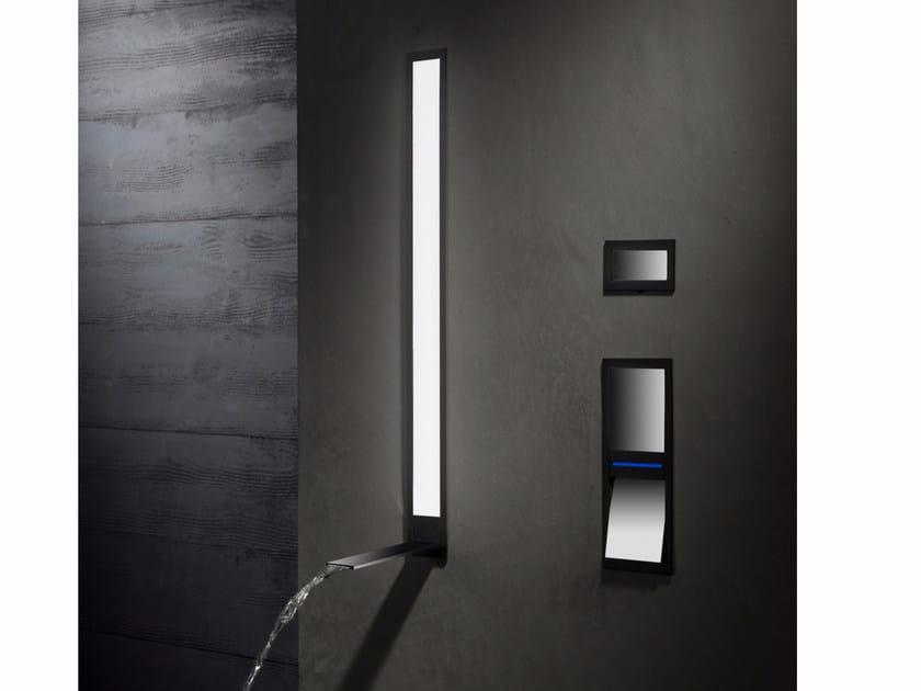 Rubinetto ad incasso filo-muro AL 5 by newform