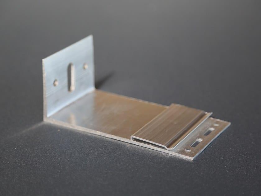 """Staffa ad """"L"""" in alluminio AL150 by Anchoriv"""