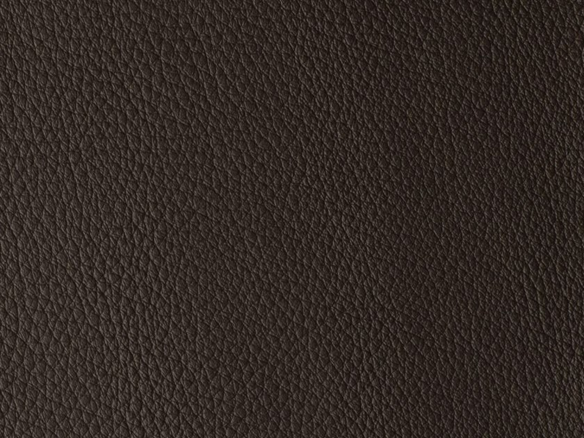 Solid-color leather fabric ALABAMA by Elastron
