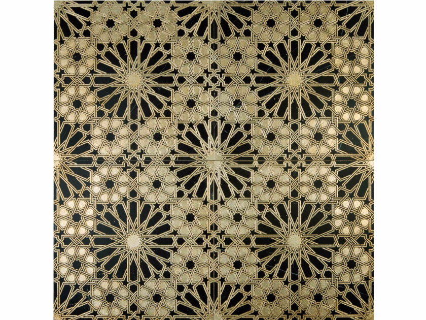 Marble wall/floor tiles ORIENTAL ECHOES - ALAMBRA by Lithos Mosaico Italia