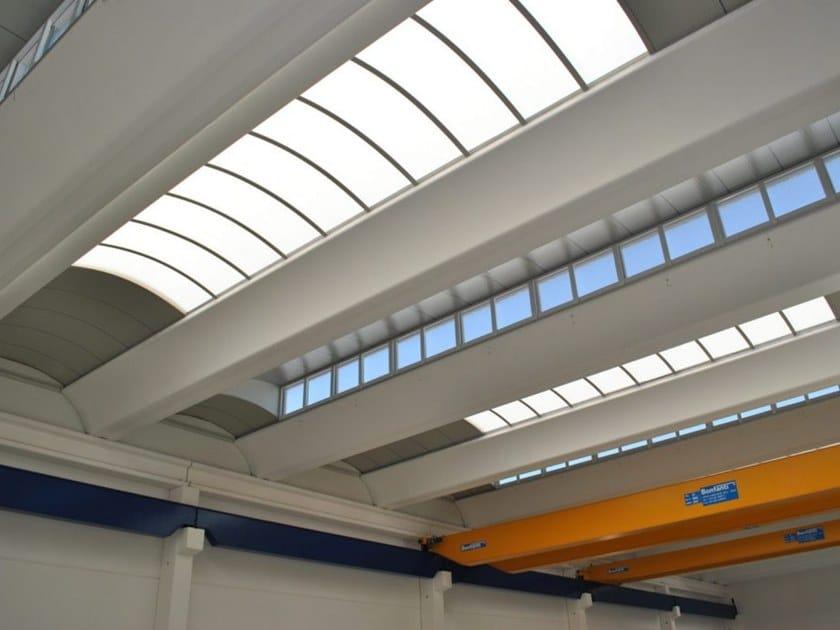 Precast reinforced concrete roof ALAR by Betoncablo
