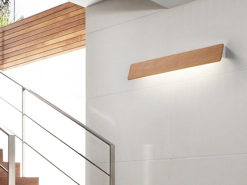LED wall lamp ALBA 90 LED by BOVER