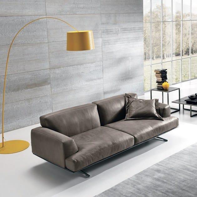Albachiara 3 seater sofa albachiara collection by max divani for Max relax divani