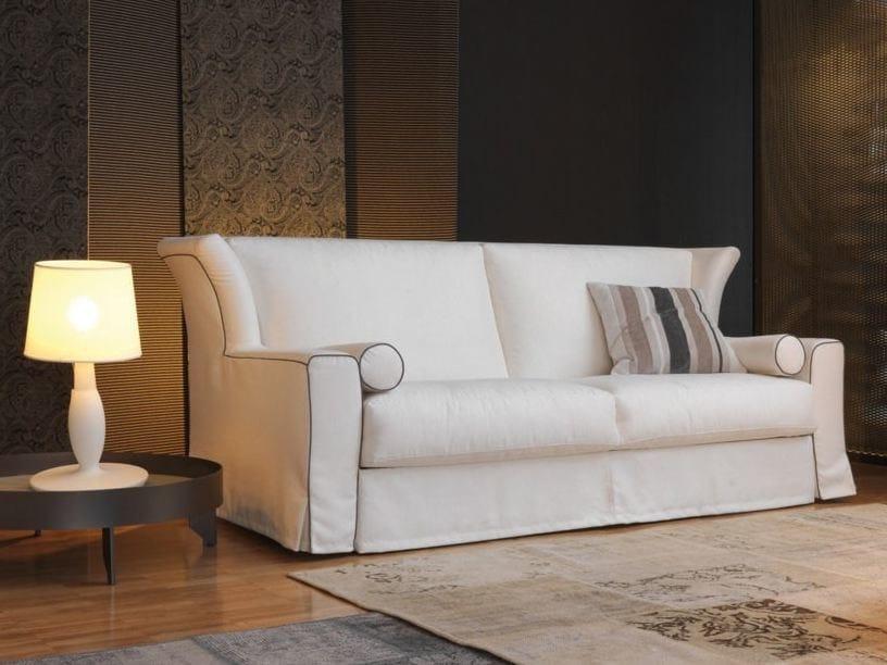 2 seater sofa bed ALBERTONE by Bodema