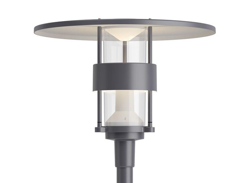 Lampione stradale a LED in alluminio pressofuso ALBERTSLUND MAXI by Louis Poulsen