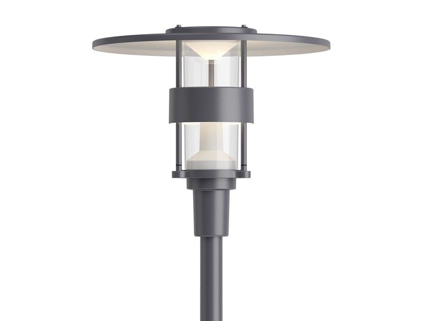 LED die cast aluminium street lamp ALBERTSLUND MINI by Louis Poulsen