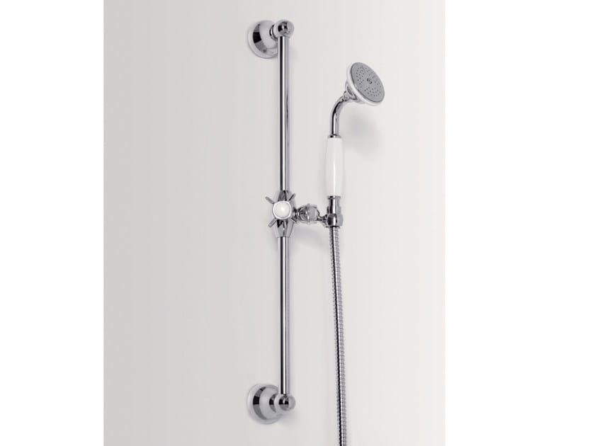 Shower wallbar with hand shower ALDEN | Shower wallbar by BATH&BATH