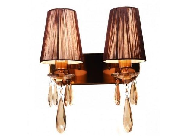 Applique a luce indiretta in metallo ALESSIA | Applique by Arrediorg.it®