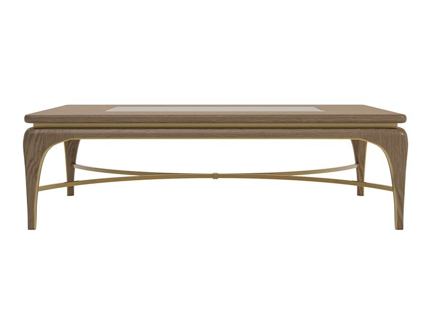 Rectangular coffee table for living room ALEXANDER | Rectangular coffee table by A.R. Arredamenti