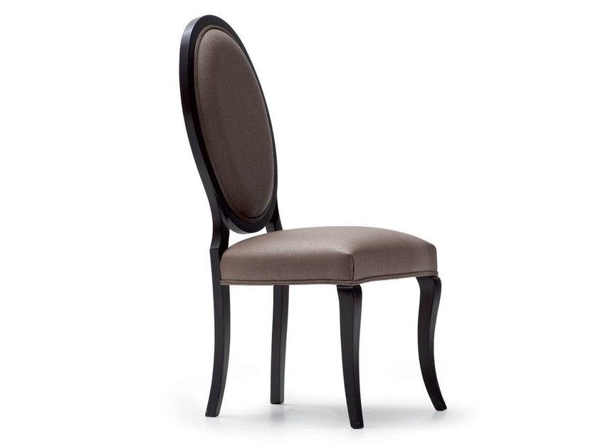 Medallion leather chair ALEXANDER by OPERA CONTEMPORARY
