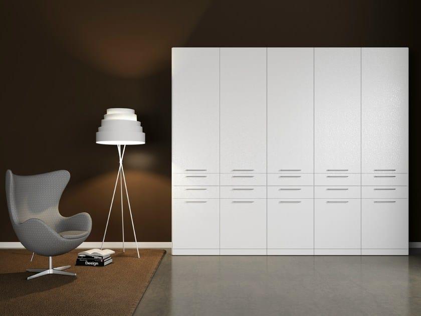 Contemporary style PVC wardrobe ALFABETO   PVC wardrobe by De Rosso