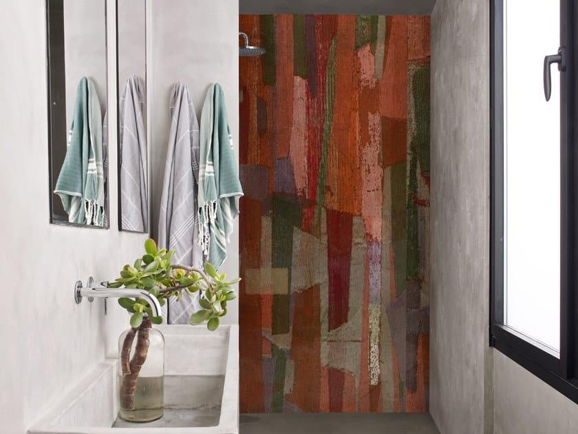 Bathroom wallpaper ALFAMA by Wall&decò