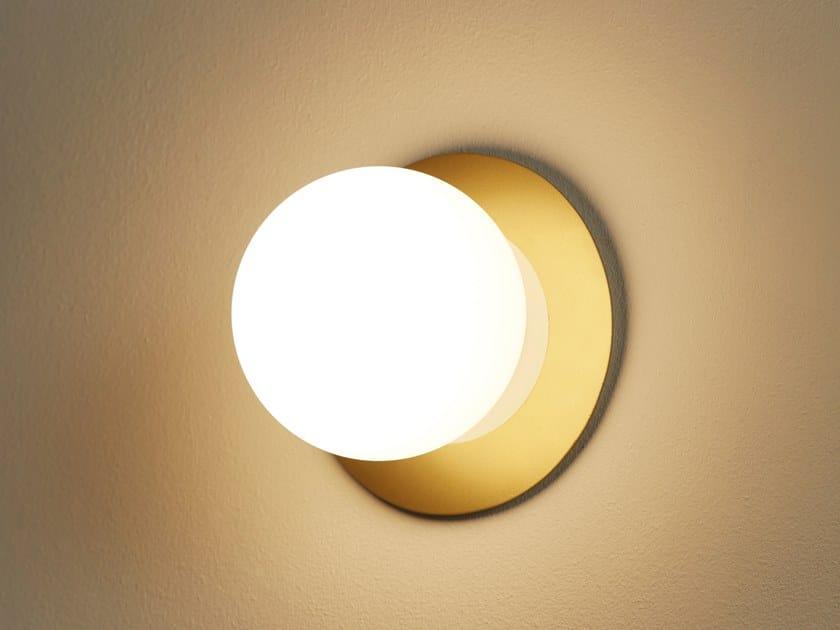 ALFI   Glass wall light