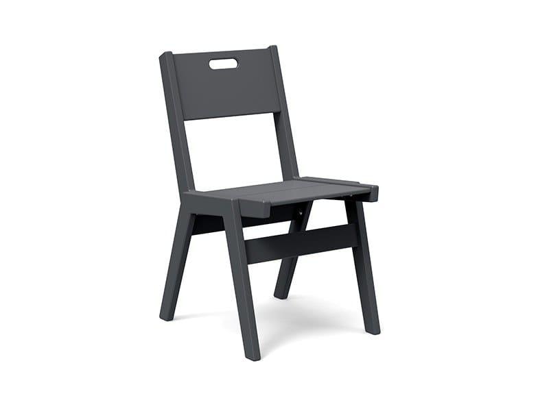 Sedie Da Giardino In Plastica : Alfresco sedia da giardino collezione alfresco by loll designs