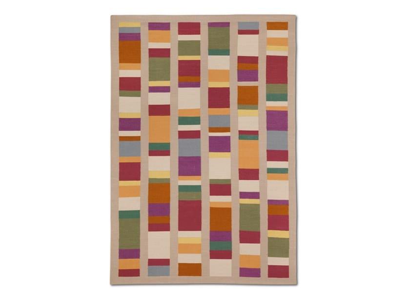Tappeto in lana-cotone annodato a mano ALGARVE by MissoniHome