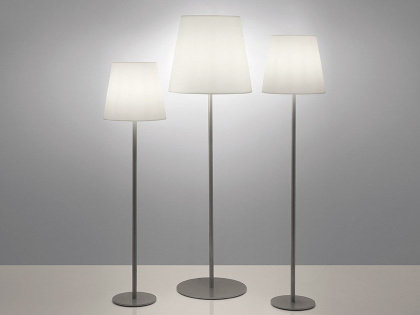 Steel Floor lamp ALI BABA | Steel Floor lamp by SLIDE