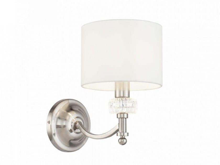 Fabric wall lamp ALICANTE | Wall lamp by MAYTONI