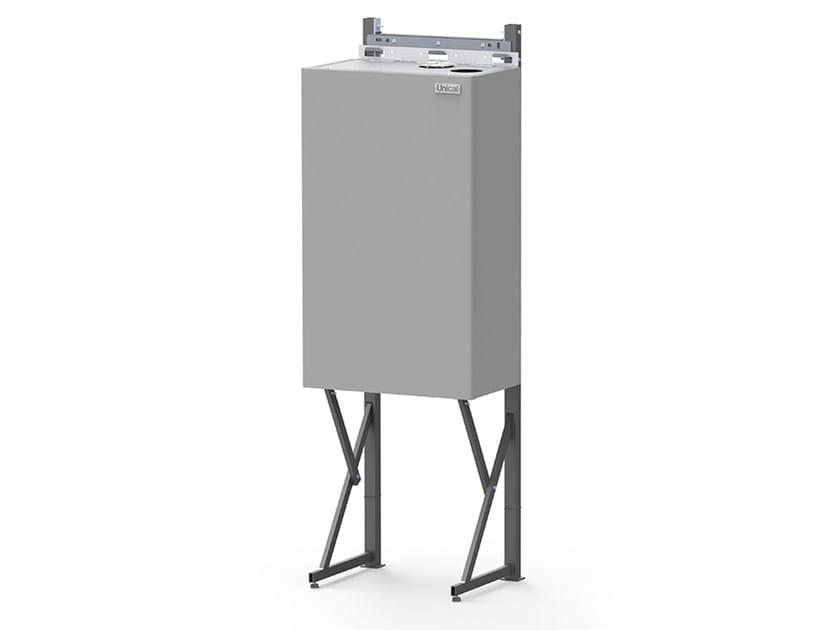 Aluminum modular condensing modular unit ALKON 140 EXT by Unical AG