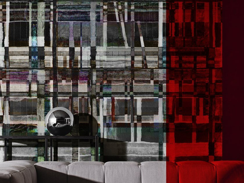 Motif wallpaper ALL OR NOTHING by Wall&decò