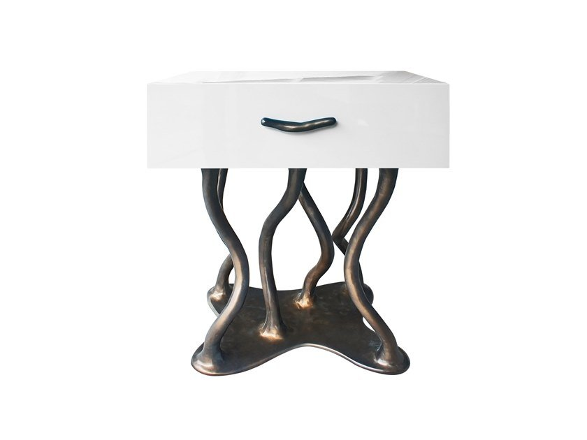 Coffee table / bedside table ALLANA K1025 by KARPA