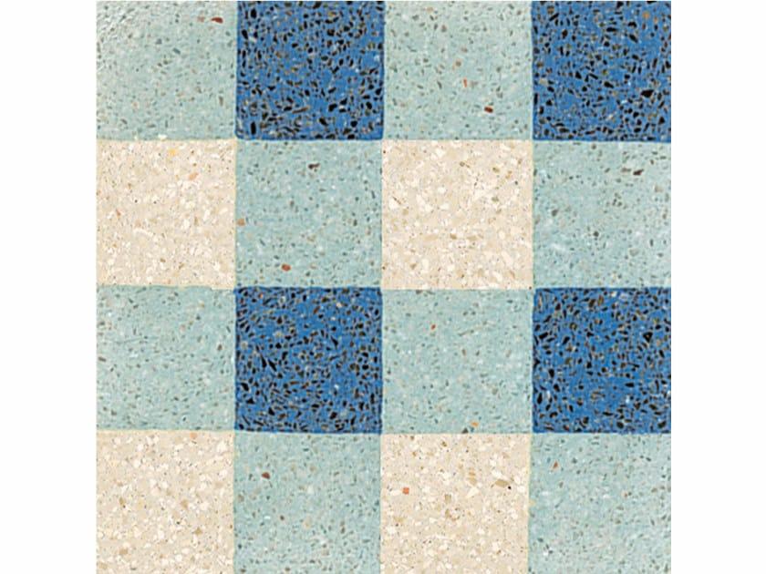 Marble grit wall/floor tiles L'ALLEGRA BRIGATA by Mipa
