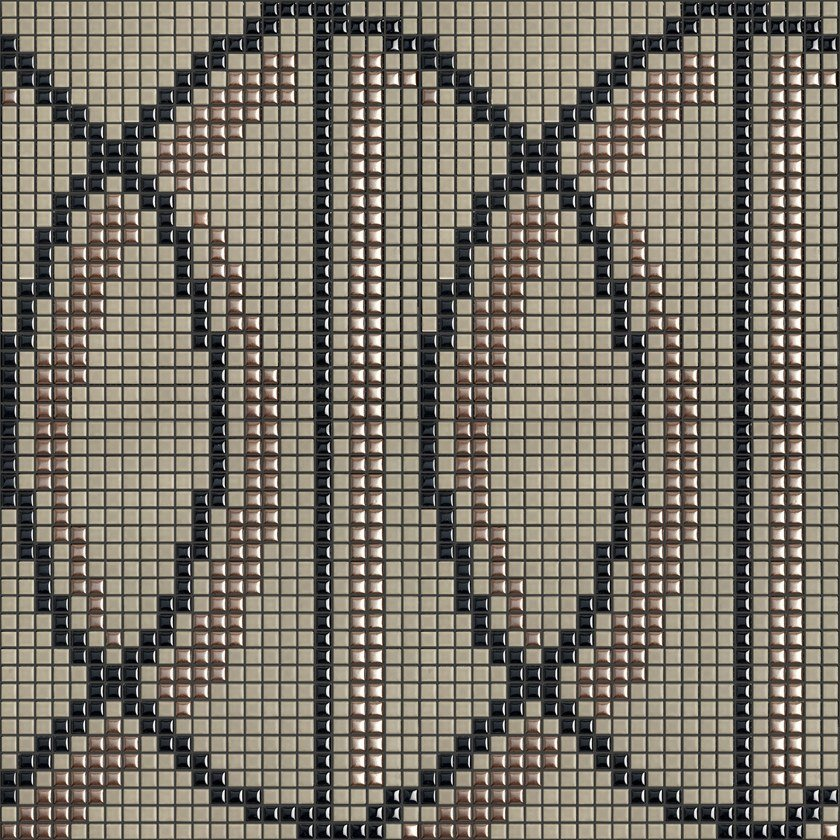 Ceramic mosaic ALLURE GRACE 002 by Appiani