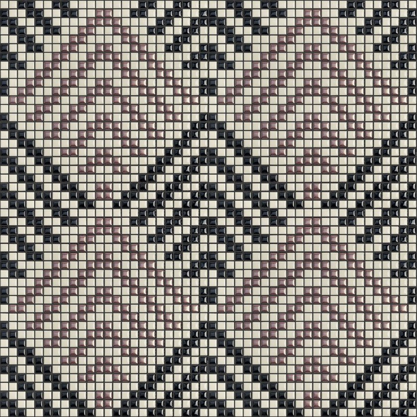 Ceramic mosaic ALLURE PEGGY 002 by Appiani